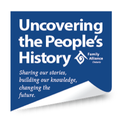 Uncovering the People's History Project logo