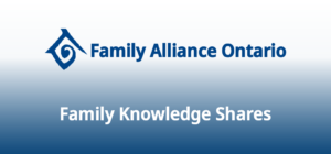 Family Knowledge Shares @ Online!